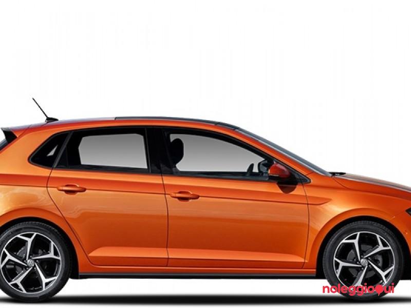 Noleggio Volkswagen Nuova Polo - 1.0 TSI Comfortline