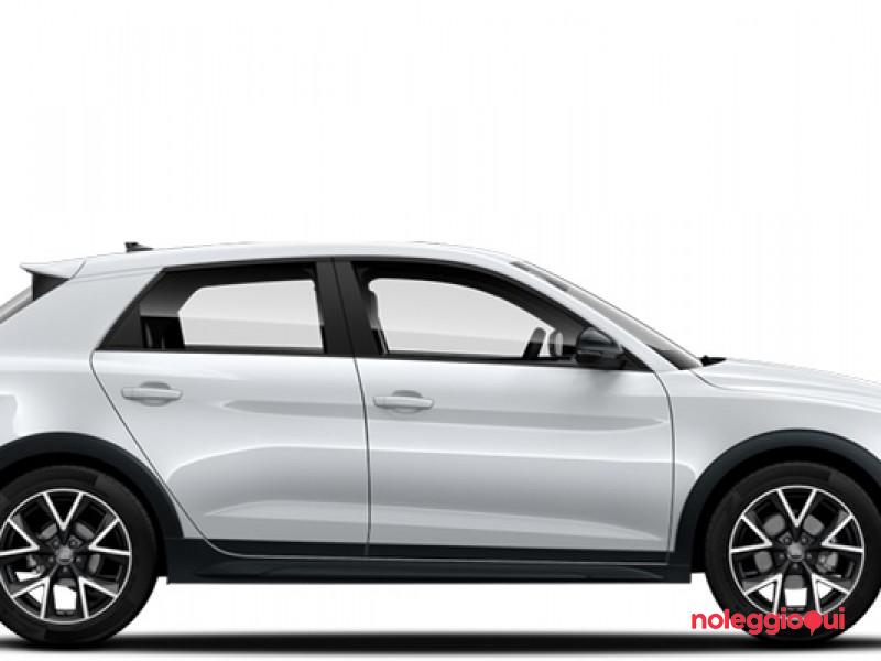 Noleggio Audi Nuova A1 citycarver