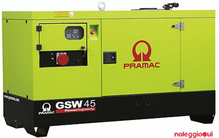 PRAMAC GWS 45 Y