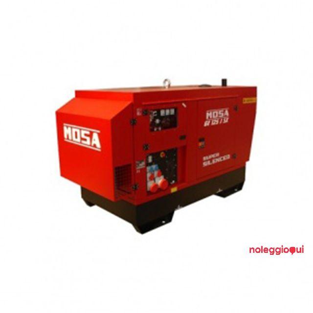 MOSA GE 125 JMSX