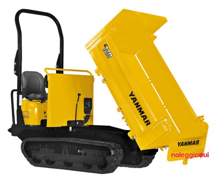 Noleggio YANMAR C12R-B