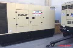 Generatore Doosan G250