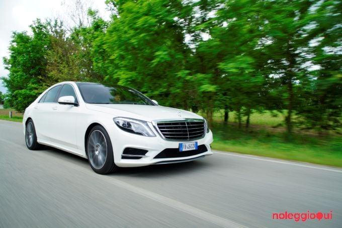 Noleggio Mercedes-Benz Classe S 350d Berlina