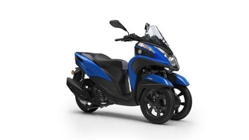 Noleggio Yamaha Tricity 125