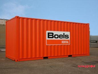 Container di stoccaggio 6 metri