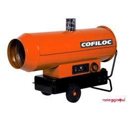 Noleggio Generatori mobili di aria calda SE 200