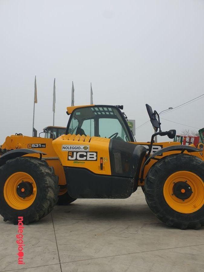 Noleggio JCB 531-70 AGRI