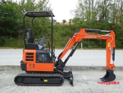 Escavatore ZX19U