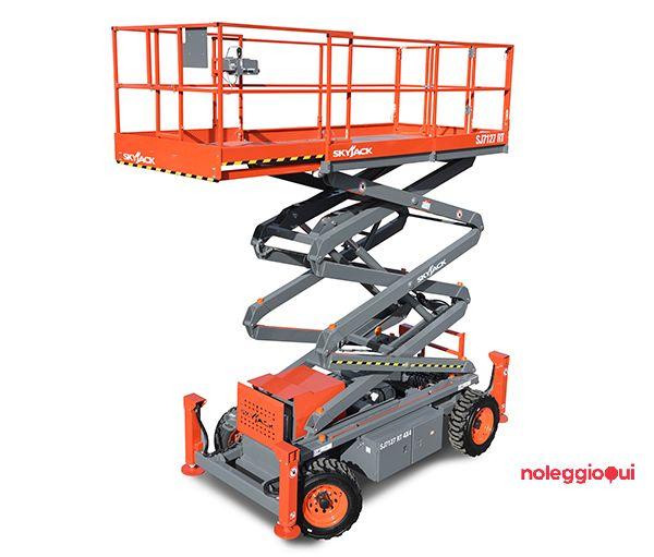 Piattaforme di lavoro mobili elevabili senza stabilizzatori (aggiornamento)