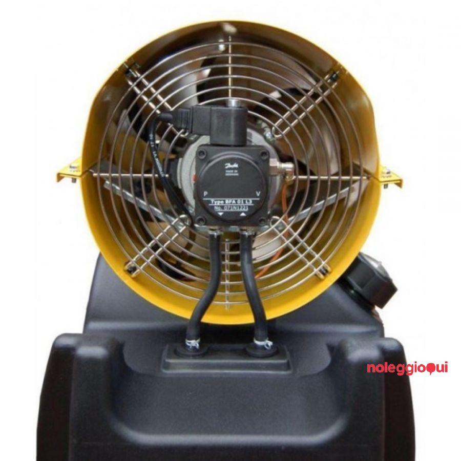Noleggio Generatori aria calda