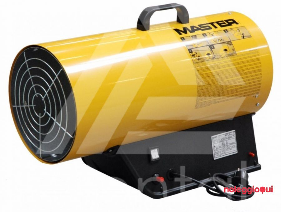 Generatore aria calda BLP 53 M GAS