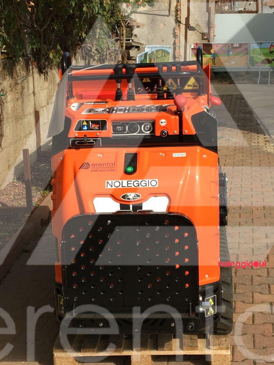 Noleggio Minidumper idrostatico serie 85