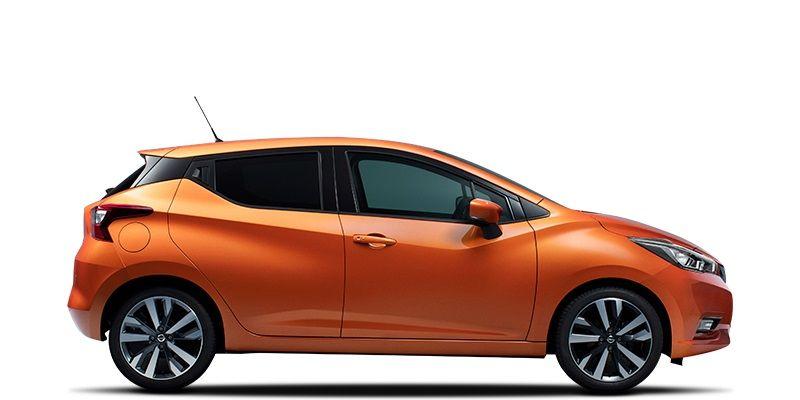 Nissan Micra - IG-T 100 Acenta