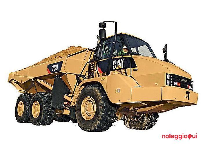 DUMPER CAT730
