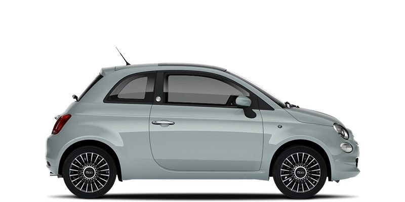 Noleggio  FIAT 500 Hybrid - 1.0 70cv Ibrido Pop