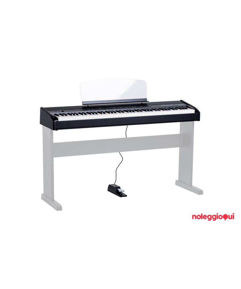 Pianoforte Digitale 88 tasti pesati ORLA Stage Studio