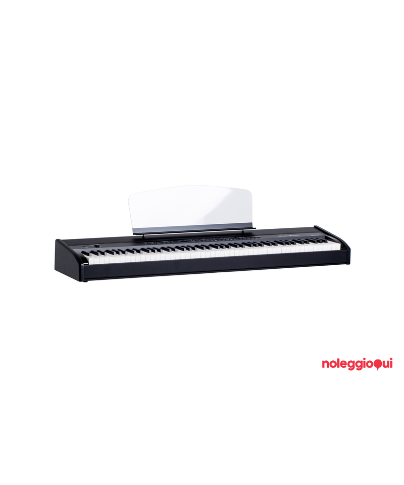 Noleggio Pianoforte Digitale 88 tasti pesati ORLA Stage Studio