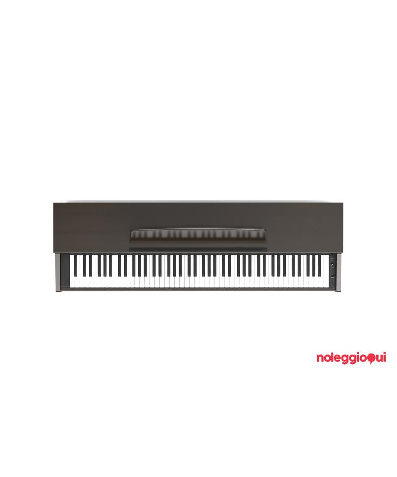 Noleggio Pianoforte Digitale 88 tasti pesati ORLA CDP1 Rosewood