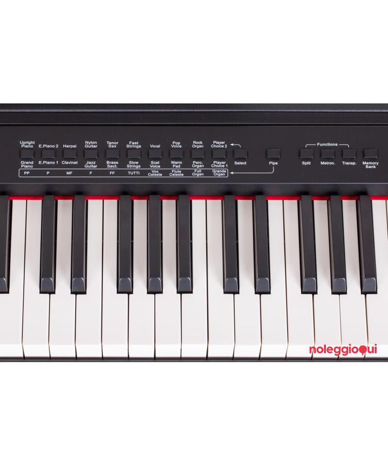 Noleggio Pianoforte Digitale 88 tasti pesati ORLA Stage Concert