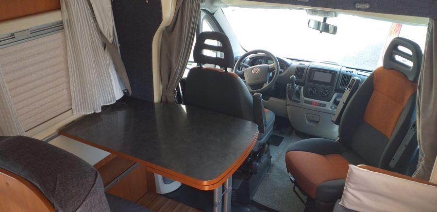 Noleggio camper THERRY T45