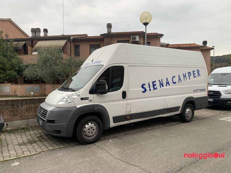 furgone FIAT DUCATO MAXI