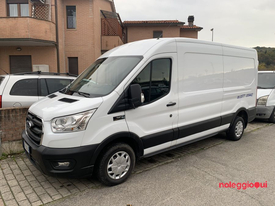 furgone FORD TRANSIT passo lungo