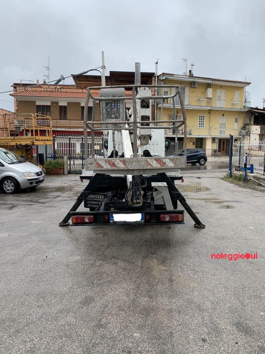 Noleggio PIATTAFORMA  AEREA ISOLI PNT 205N