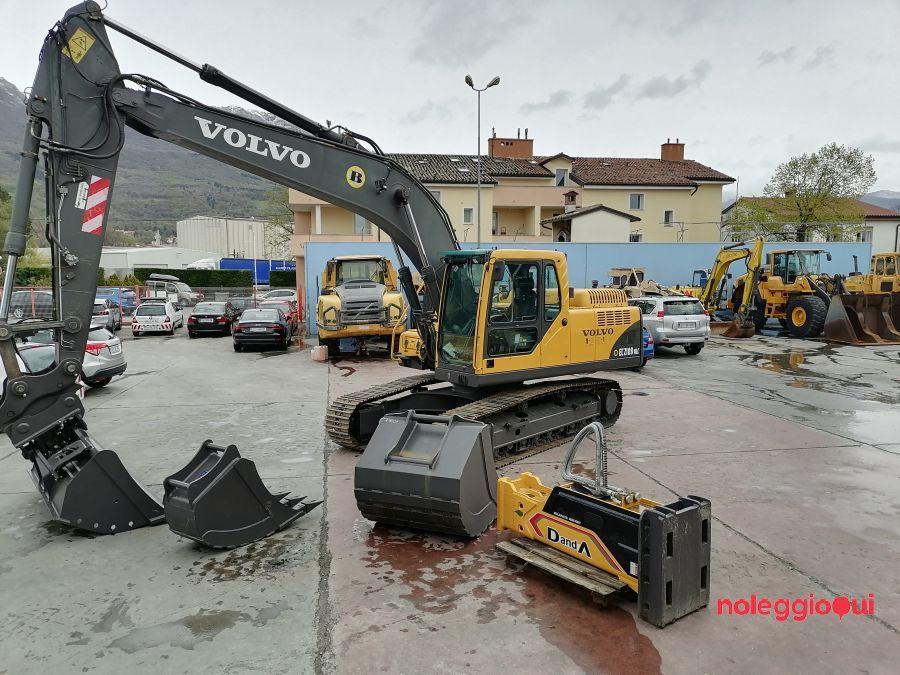 VOLVO EC210B NLC