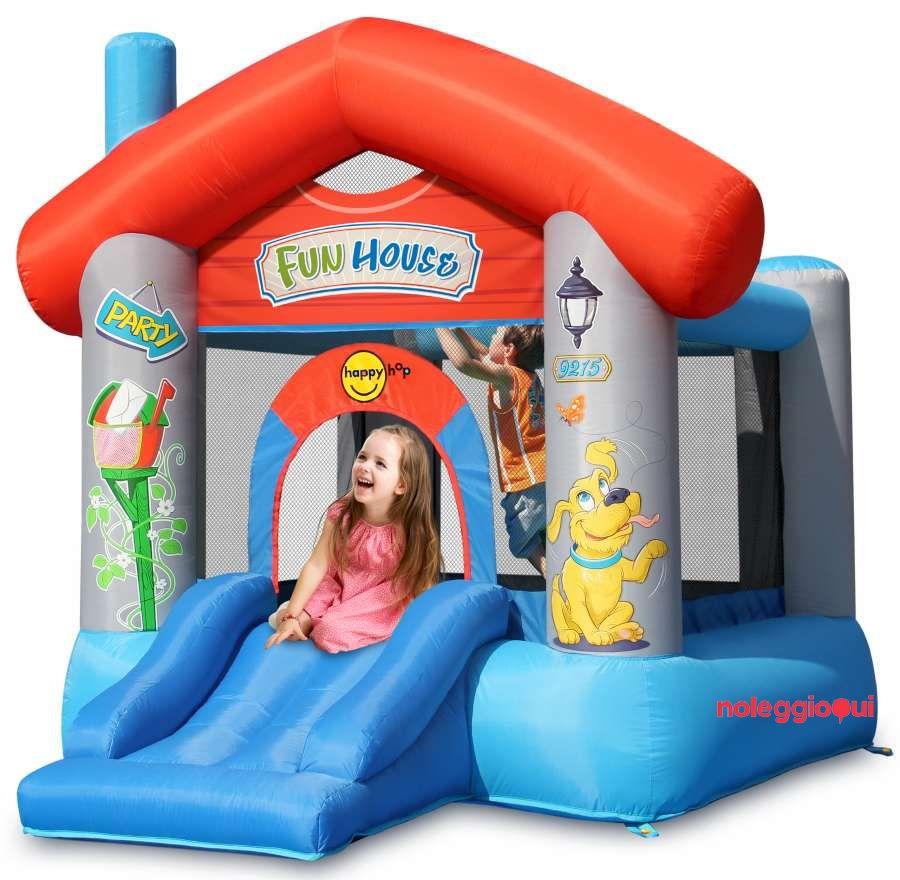 Gonfiabile Fun House
