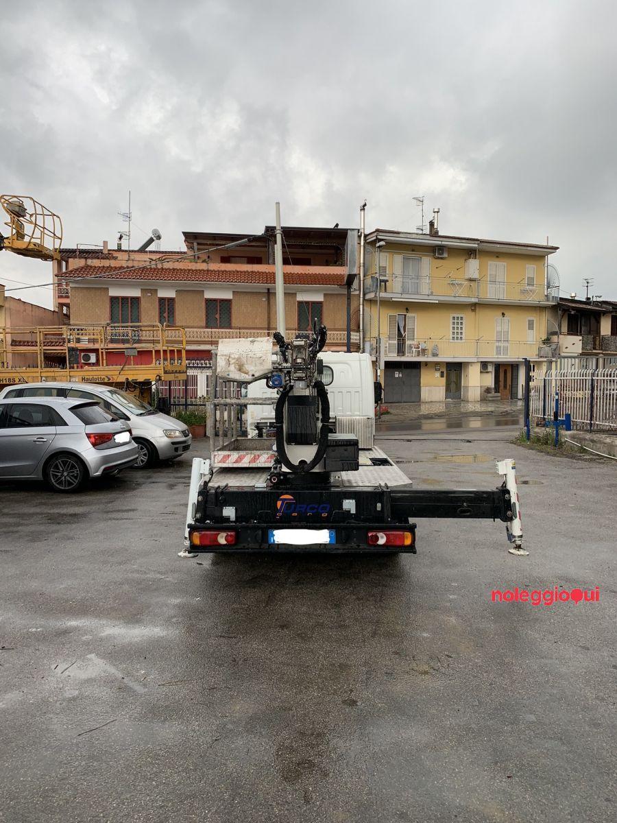 Noleggio PIATTAFORMA AEREA CELA DT 24