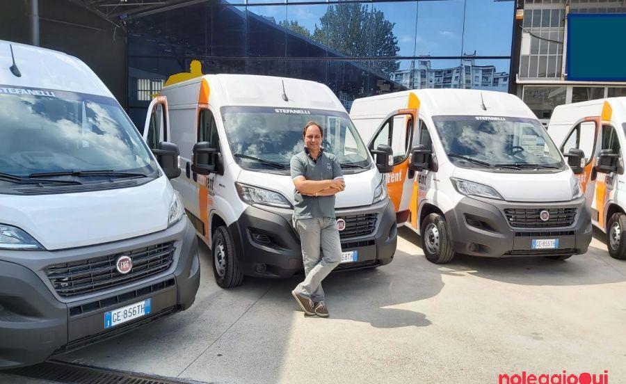 Furgoni Cargo - Fiat Ducato