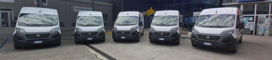 Noleggio Furgoni Cargo - Fiat Ducato