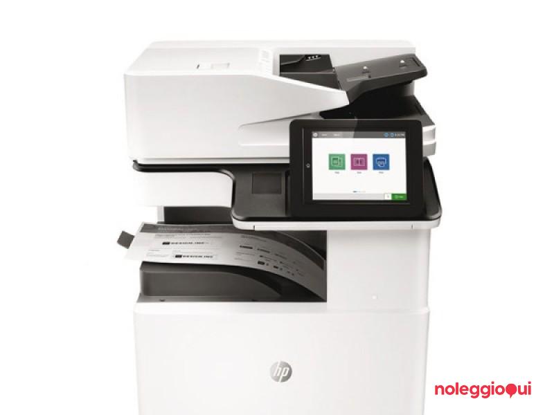 Noleggio Stampante multifunzione HP E77830DN