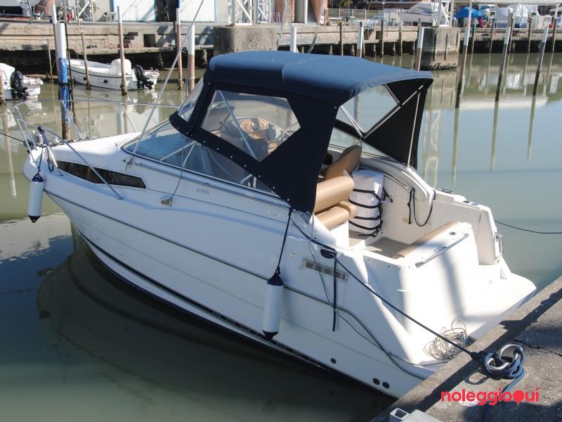 Imbarcazione a motore CIERA 2355 - BIMBO - Noleggio con patente