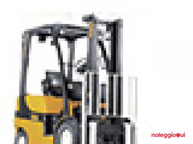 Carrelli diesel o gas liquido controbilanciati