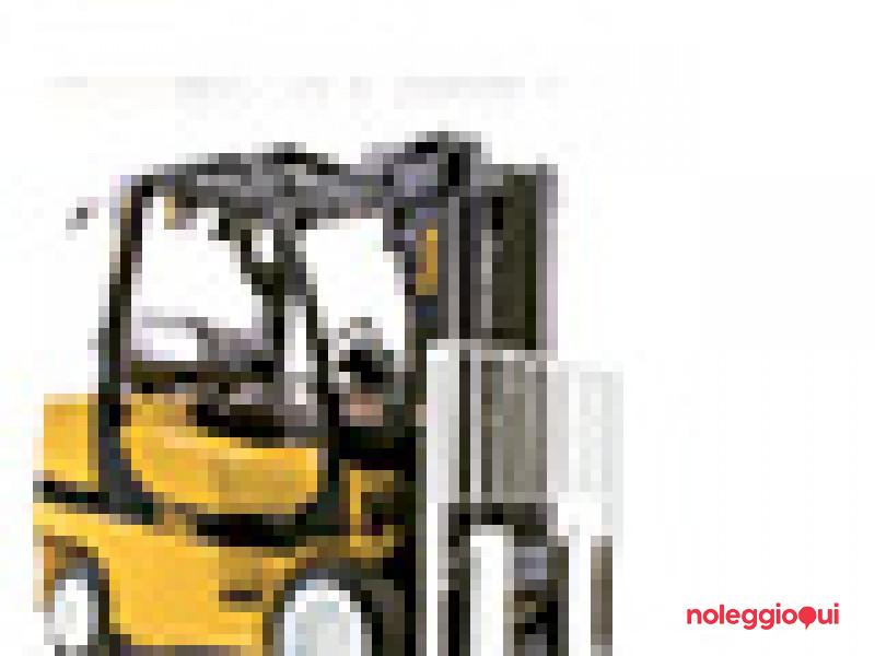 Carrelli diesel o gas liquido controbilanciati compatti