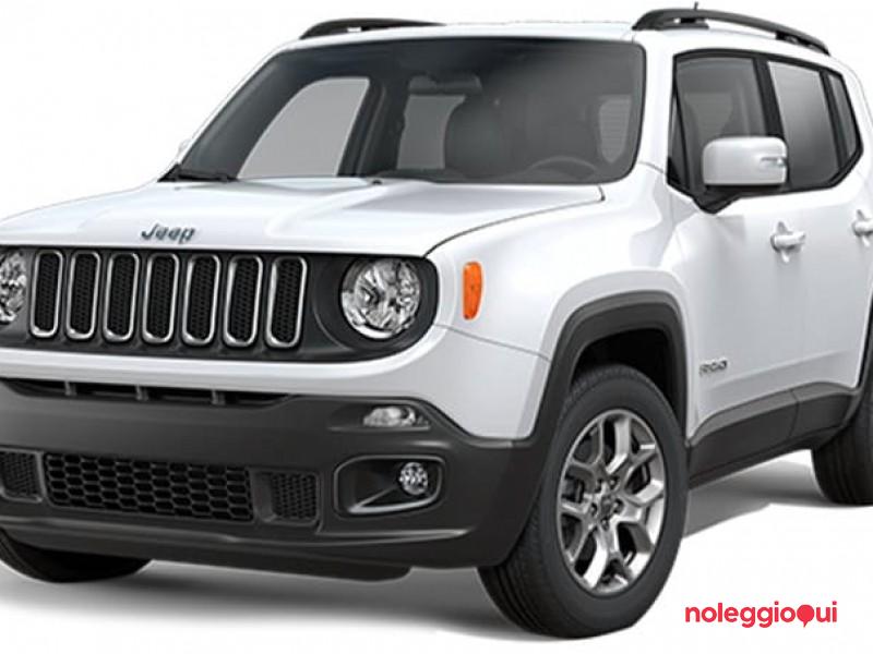 Noleggio lungo termine Jeep Renegade 1.0 T3 120cv Limited