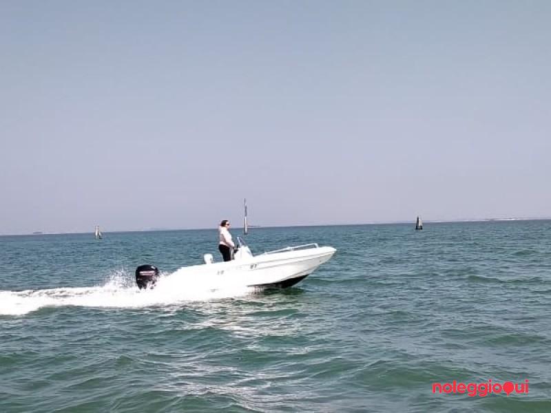 Barca CHI3 CHIOS 170+MERCURY F40 PRO