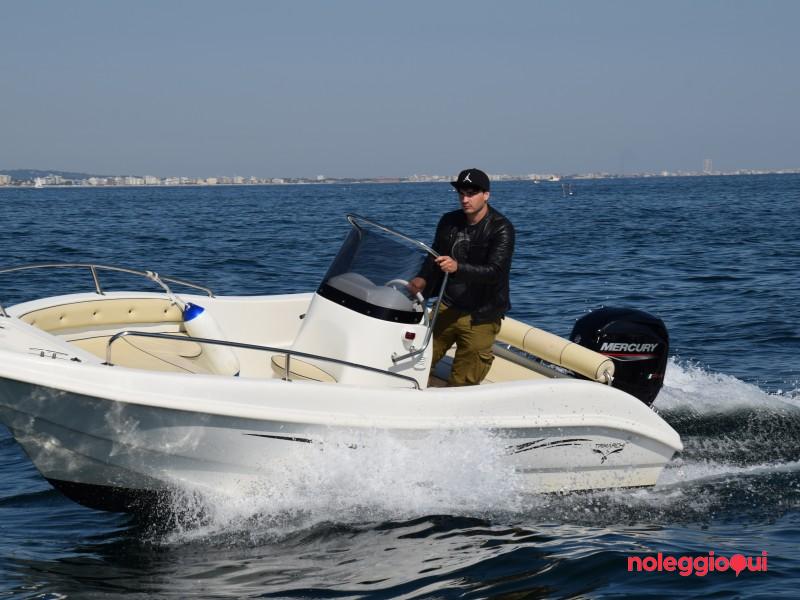 Barca CAT3 - Trimarchi 53S con Mercury F40 PRO   (no patente)