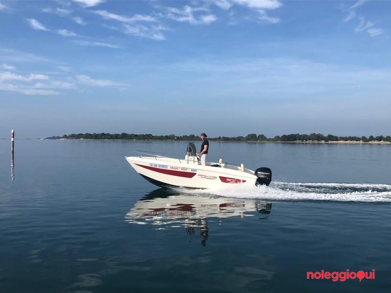 Noleggio Barca LBR1