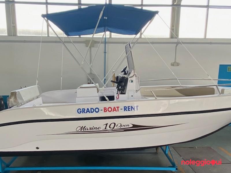 Noleggio Barca GBR 1    19 XL