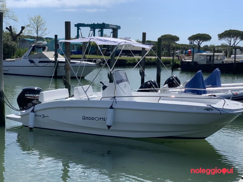 Barca C5  Andromeda Orizzonti  + Mercury  115 GT
