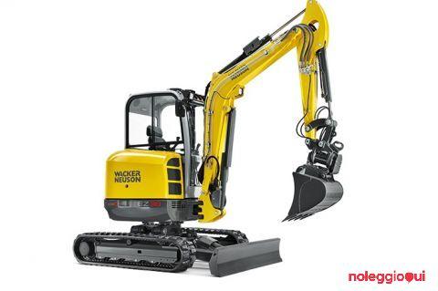 Mini escavatore Wacker Neuson EZ38