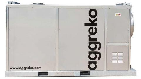 Riscaldatori d'Ambiente Diesel Indiretti da 200 kW