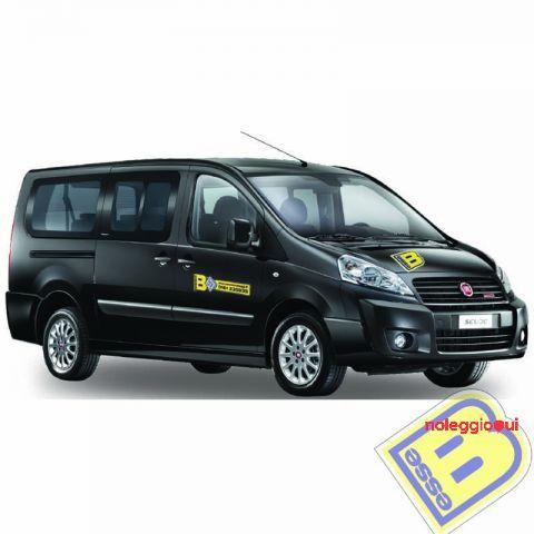 Minibus - Fiat Scudo 9 posti