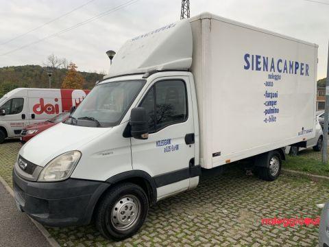 furgone IVECO DAILY CENTINATO